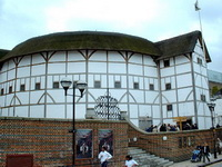 shakespeare globe theatre k